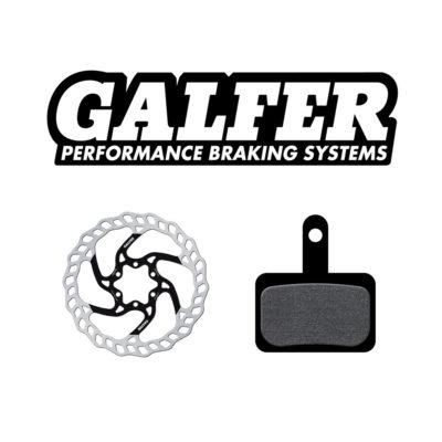 Galfer Brake Pads & Discs